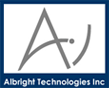 Albright Technologies Inc. footer logo