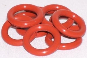 silicone o-ring image