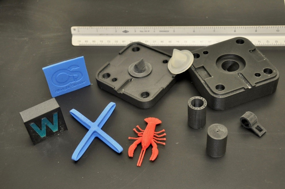 3D Silicone Printing