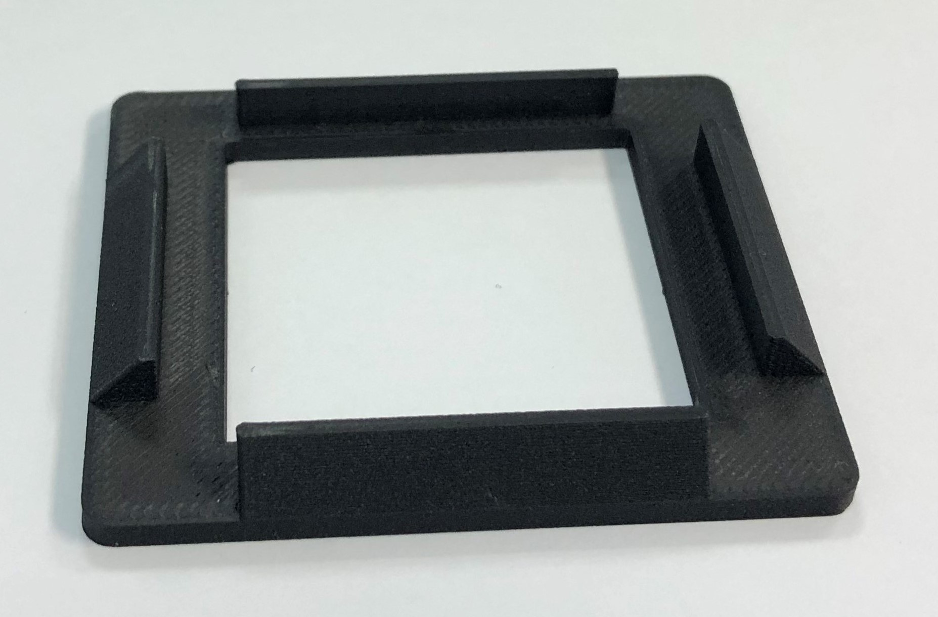 Square Shape 3D Silicone Printing